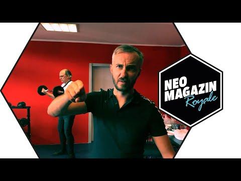 Alles auf Zwei | Neo Magazin Royale mit Jan Böhmermann - ZDFneo