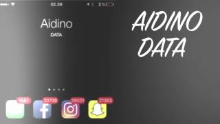Aidino - DATA (original song)