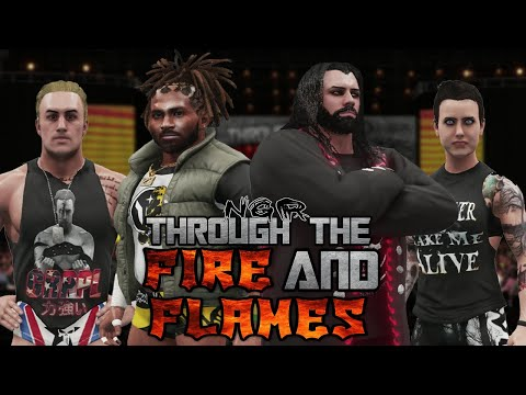 Download WWE 2K20 - New Generation Rising: Season 3 Episode 5 - Through The Fire And Flames - Live Event