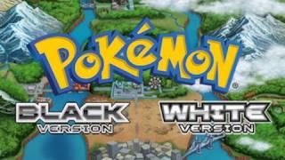 White pokemon black and Pokemon