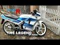 The Legend Suzuki Rgr 150