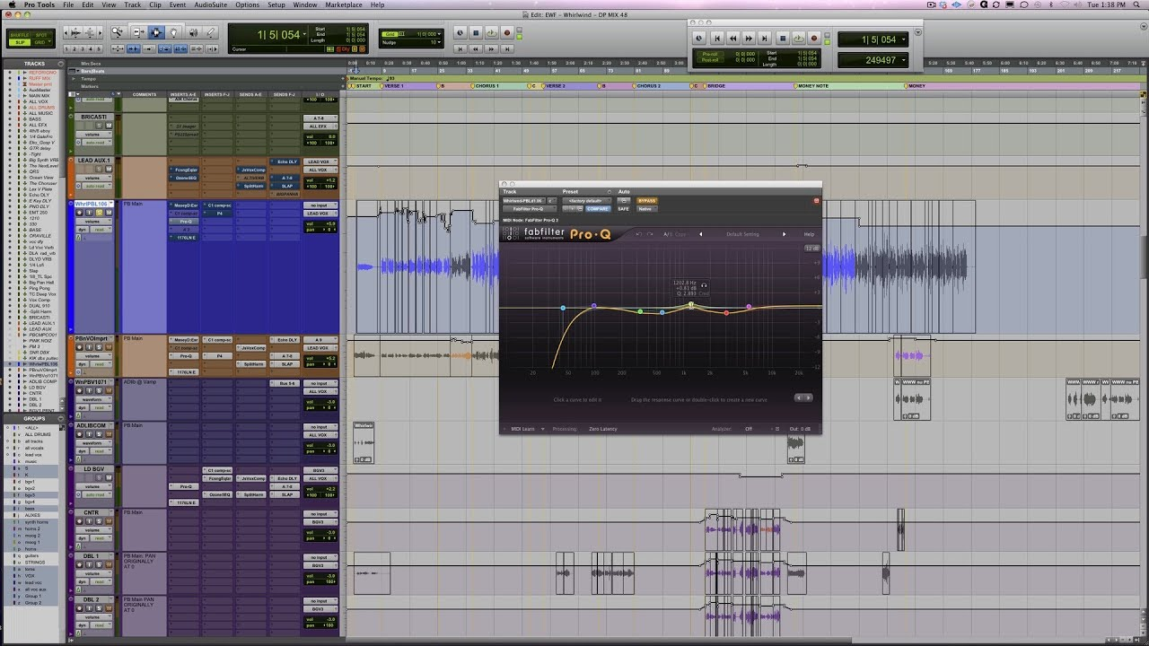 Mixing Vocals for Earth Wind & Fire – Into The Lair #60 |