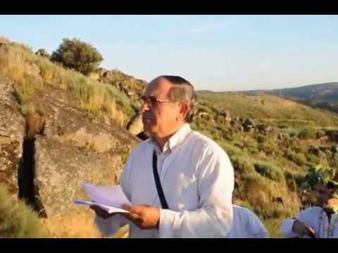 Verão - Poema de Manuel Daniel e Chãs de Hamilton Tavares   Foz Côa   Templos do sol