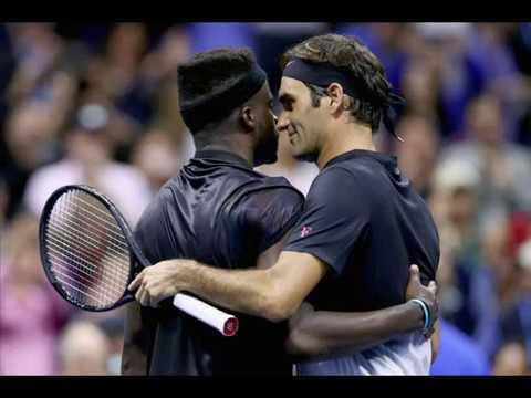 US Open 2017: Roger Federer beats Frances Tiafoe in five sets Photo Highlights