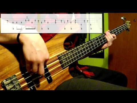 Jamiroquai - Space Cowboy (Bass Cover) (Play Along Tabs In Video) mp3