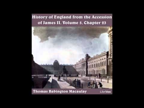 History of England, from the Accession of James II; (Volume 5, Chapter 23) 1-6