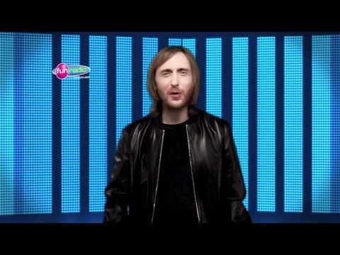 Rencontre David Guetta & LMFAO avec FUN RADIO