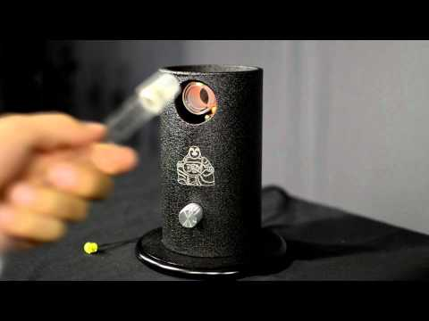 DBV-How to use Da Buddha Vaporizer