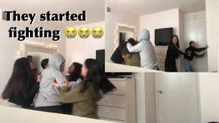 PRANKING MY BESTFRIEND (GONE COMPLETELY WRONG)
