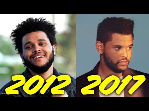 The Evolution of The Weeknd (2012-2017)