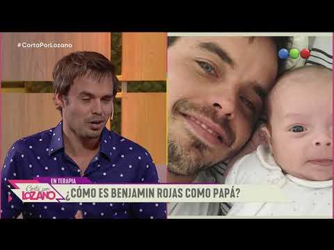 Benjamín Rojas En El Diván - Cortá Por Lozano 2020