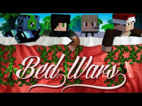 NUOVA MAPPA TROPICALE?! - Minecraft ITA - BEDWARS w/ MatteoFire97 Tech4Play Metano007