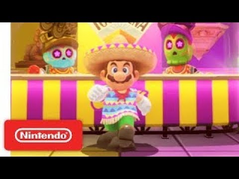 Super Mario Odyssey - Video