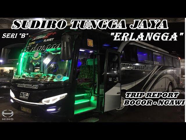 SAMPE JAWA TIMUR SUPIR NYA HANYA 1 lOH !! || TRIP BOGOR - NGAWI || SUDIRO TUNGGA JAYA || SERI B