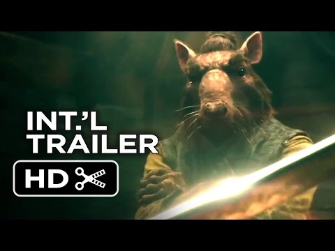 Teenage Mutant Ninja Turtles French TRAILER (2014) - Michael Bay Action Movie HD streaming vf