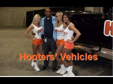 Hooters' Vechicles