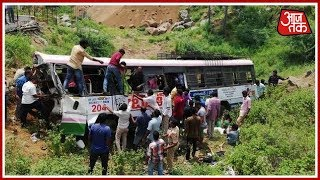 51 People Die In Telangana After A Bus Falls Into Gorge | 100 Shehar 100 Khabar