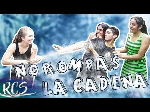 NO ROMPAS LA CADENA - Yoliser&Orlimary ft Jhonaz y Ana Román