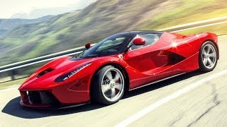 Driving LaFerrari - Top Gear iPad Magazine
