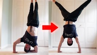 How to Elbow to Handstand | ASAP