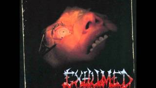 Exhumed- The Matter Of Splatter