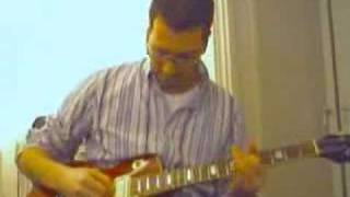 Improvising slowhand blues in A minor pentatonic