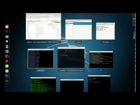 WiFi password hack using Fluxion - KALI-LINUX