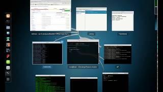 WiFi password hack using Fluxion - KALI-LINUX