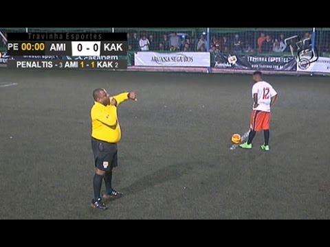 Copa Gaúcho Fut 7 (FINAL - Ouro)  Amigos Do Morro 0 X 0 Kakareko . Travinha  Esportes 9523a3ddcdafb