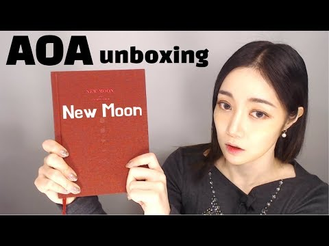 Download AOA 앨범 Unboxing New Moon Unboxing Mp4 baru