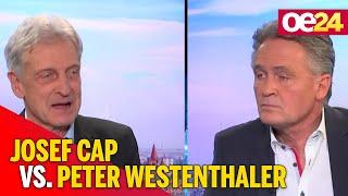 Fellner! LIVE: Die Insider - Cap vs. Westenthaler