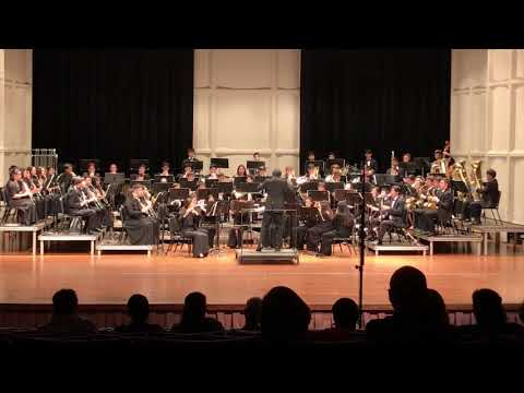 Hawaii Baptist Academy Parade of Bands 2019: Les Preludes by Franz Liszt arr. Mark Hindsley