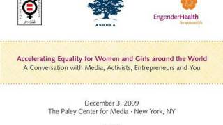 Accelerating Equality for Women and Girls around the World (Part 2 of 2)