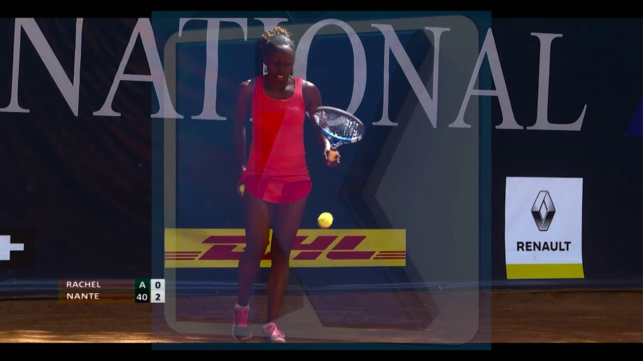Serena Williams defeats Giulia Gatto-Monticone to advance to second round
