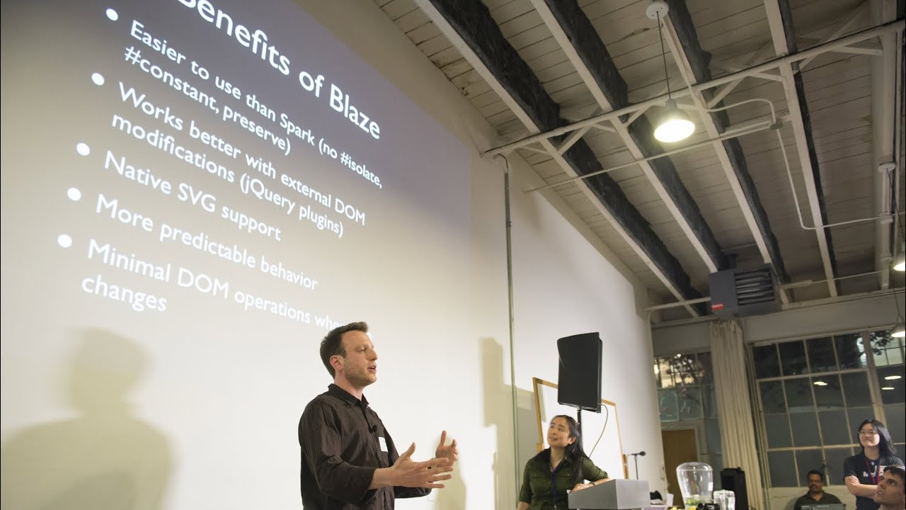 Avital Oliver: Blaze-rc0 - announcing Meteor's new UI engine -- February Devshop SF