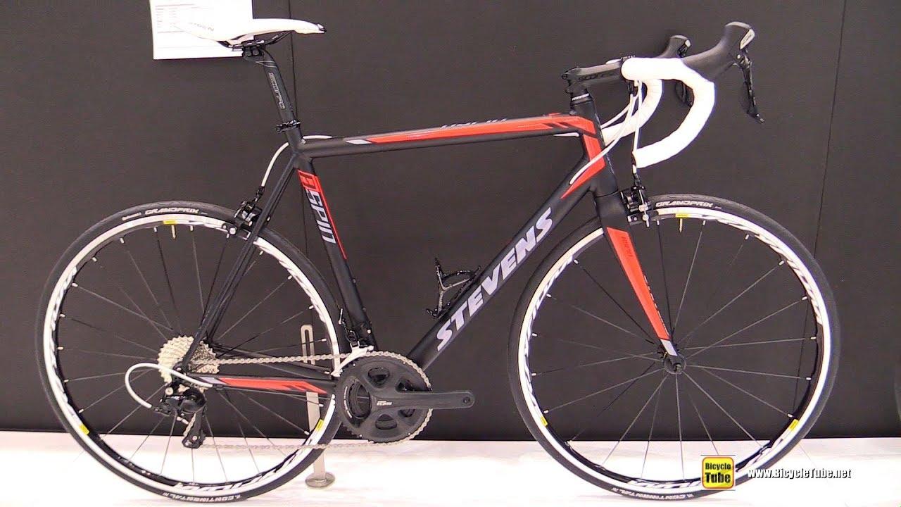 2018 stevens aspin road bike walkaround 2017 eurobike. Black Bedroom Furniture Sets. Home Design Ideas