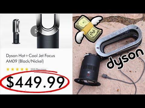 WHY DYSON IS SO EXPENSIVE