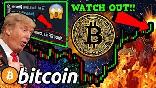 BITCOIN: Is FED's $6.2 Trillion REALLY a Good Thing?! BIG Trouble for BTC if THIS Happens!!