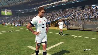ECOSSE - ANGLETERRE : Rugby Challenge 3