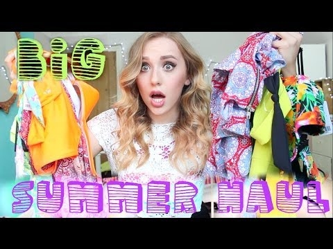 Summer/Holiday Haul - MotelRocks, ASOS, Missguided & Forever21