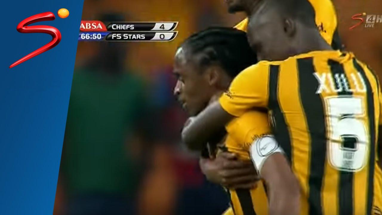 VIDEO – Vi ricordate di Tshabalala? Segna ancora gol così…