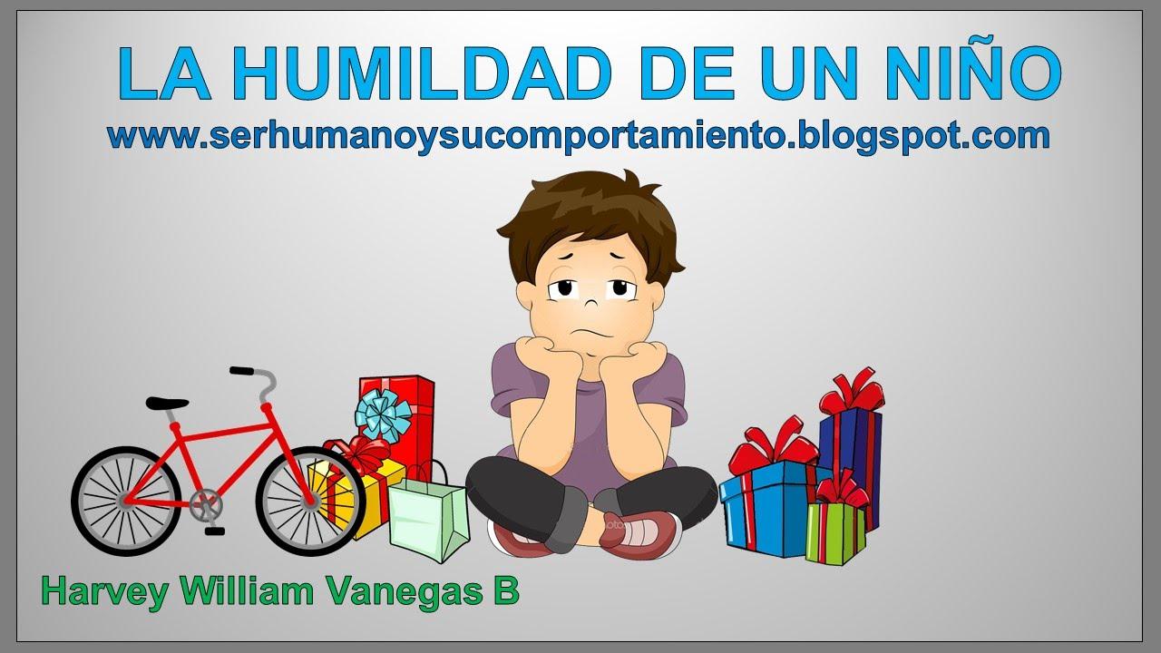 La Humildad De Un Niño Para Niños Youtube
