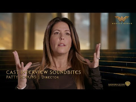 Wonder Woman [Cast Interview Soundbites: Patty Jenkins | Director in HD (1080p)]
