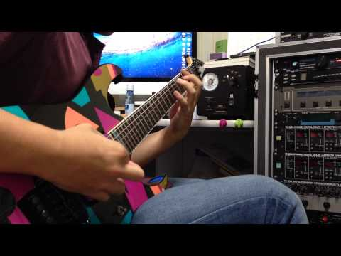 Dream Theater - Metropolis Part 1 cover.