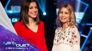 Sara e Patrícia | PGM 04 | Just Duet - O Dueto Perfeito