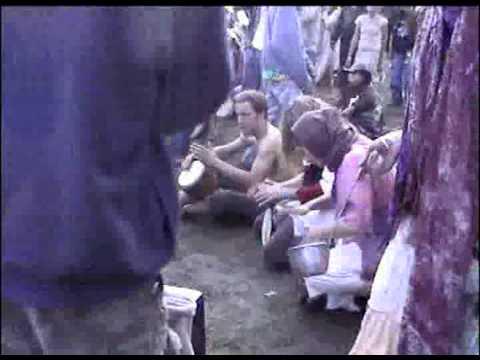 rainbow gathering drum circles (2009 new mexico)