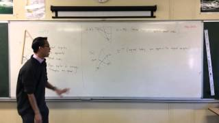 Using Triangle Properties in Geometric Proofs