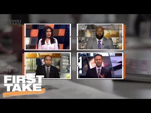 Stephen A. Smith talks about celebrating his 50th birthday   First Take   ESPN