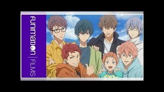 News Free! Take Your Marks Anime Film's English-Subtitled Theatrical Trailer Posted