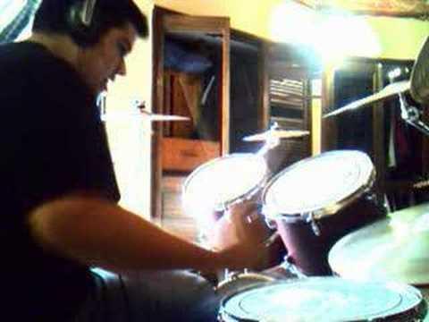 Saratoga - Blanco y Marfil (Cover Bateria) Drum cover